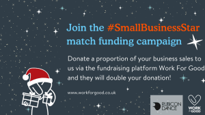 #SmallBusinessStar Match Funding Campaign