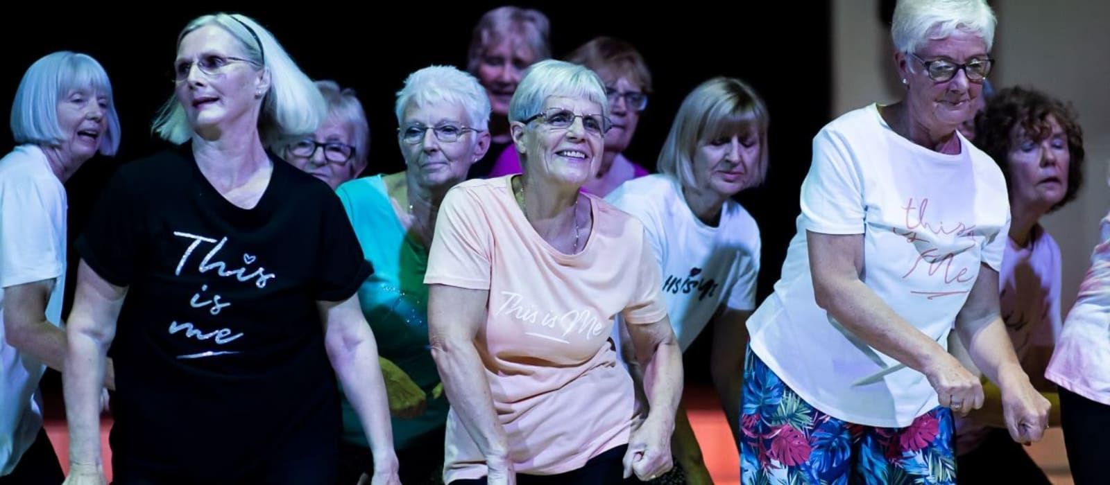 Dance for Over 50's – Whitchurch Community Centre