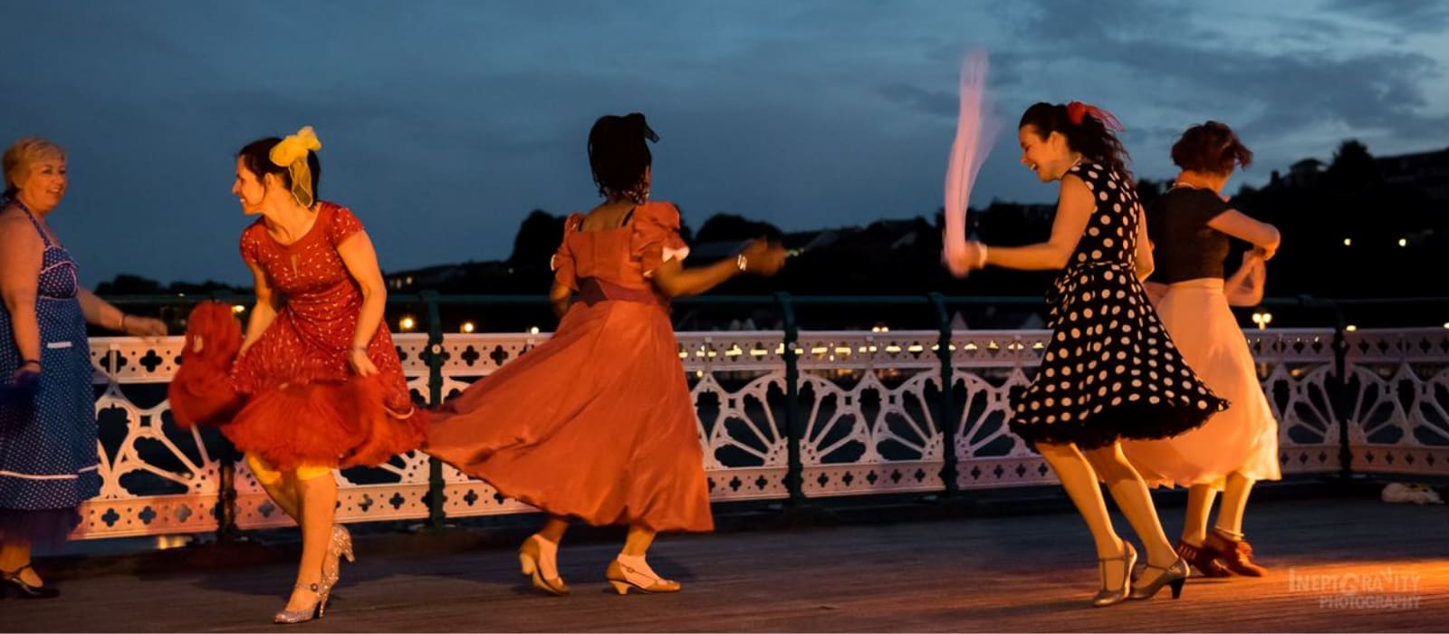 50+ Dance Group – Penarth Pier Pavilion