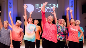 60+ Dance Group – The Hub Llanrumney Library