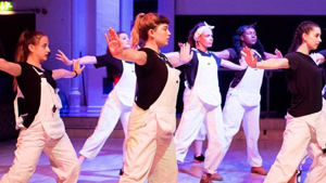 Street Dance (ages 16+) - Delivered by LoveDance