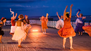 Staying Active and Sharing Laughter: Penarth Pier Dancers Share their Stories