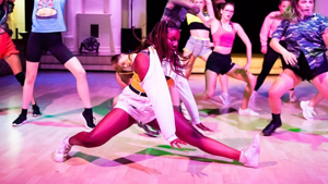 Leila's time with Rubicon: how dance has helped her become a more confident person