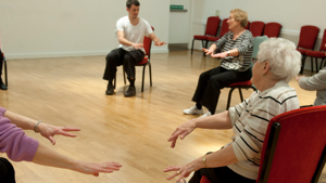 Dance for Over 60's – Stow Park