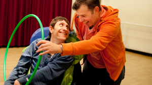 Dance for Adults with High Support Needs