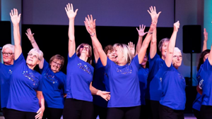 NuWave (Performance Group for Over 50's)